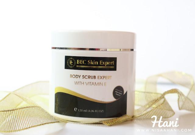 Body Scrub Expert by BEC Skin Expert