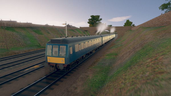 Diesel Railcar Simulator Full Version