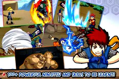 Ninja Saga Mod Apk v1.3.97 [Unlimited All] 3