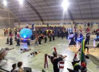 Banda marcial da PB é campeã da Copa Norte Nordeste