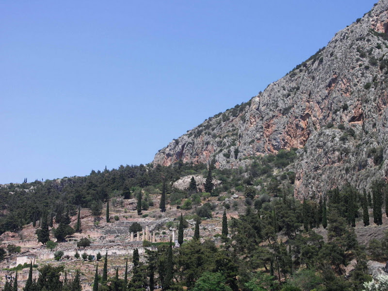 Delphi: Centre of the world