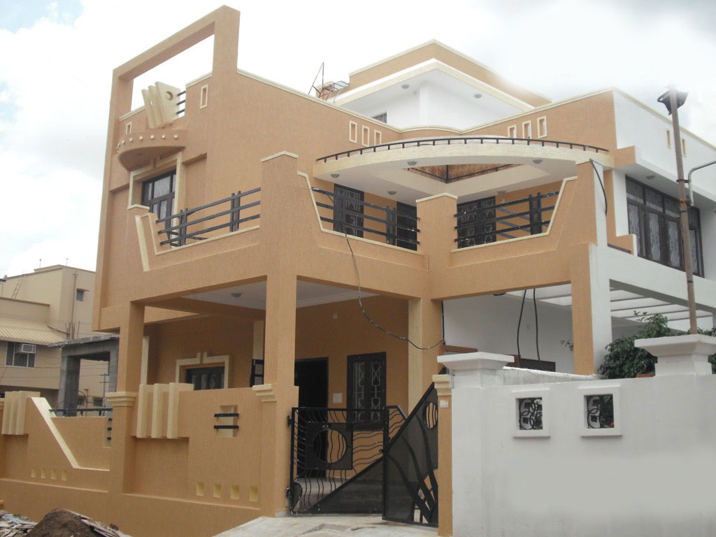 front architecture design of houses - Designs Of Houses