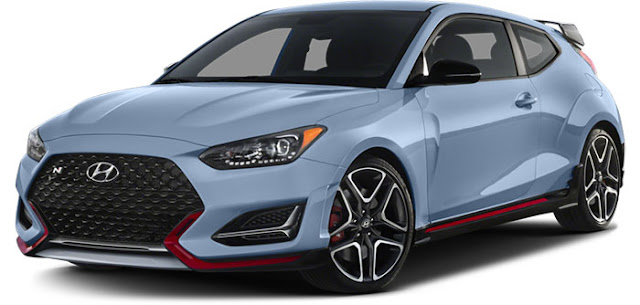 Hyundai Veloster N (M6): Top 10 Sports Cars for Bloggers: eAskme