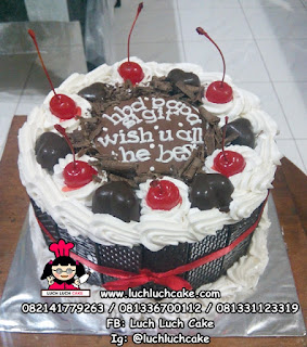 Kue Tart Blackforest
