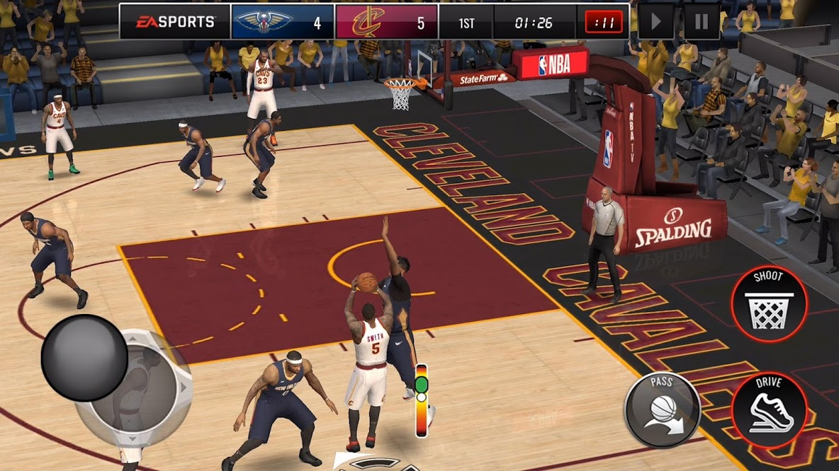 basketbol oyunu indir, nba live indir, oyun indir, oyun önerileri, oyunlar
