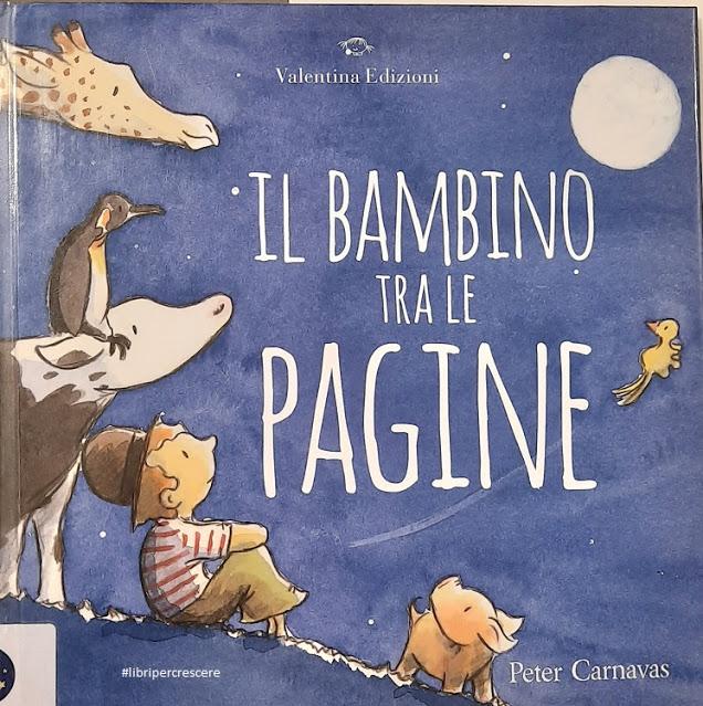 Il bambino tra le pagine