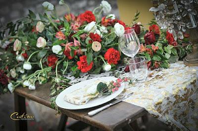 mise en place wedding planner