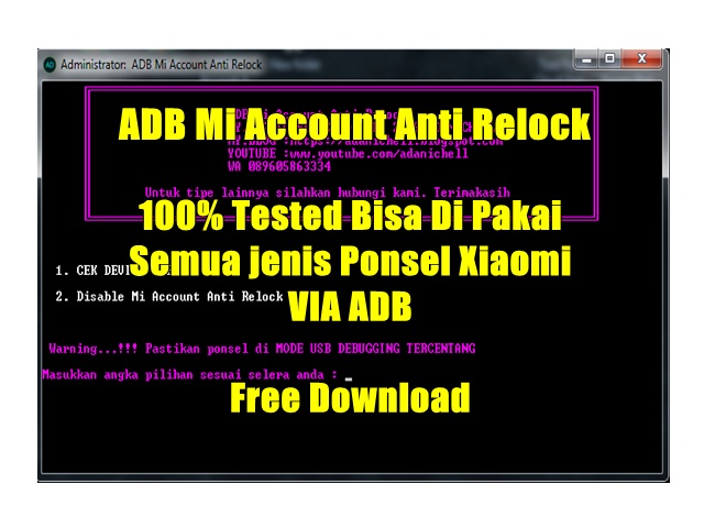 https://adanichell.blogspot.com/2019/07/mi-account-adb-bypass-tools.html
