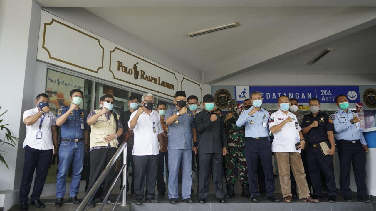 Jelang Implementasi Travel Corridor Arrangement, BUP BP Batam Pastikan Terminal Ferry Internasional Batam Centre Siap Buka Akses Singapura-Indonesia
