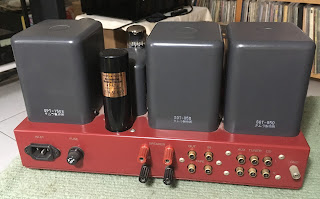 Sun Audio SV-PM200 Single Ended tube integrated amplifier (sold) Sun%2BAudio%2Bsv%2Bpm%2B2