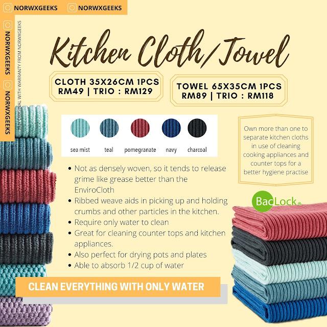 Kitchen Cloth Norwex