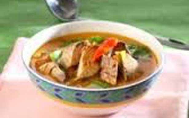 Resep Masakan Sayur Asam Sunti Aceh