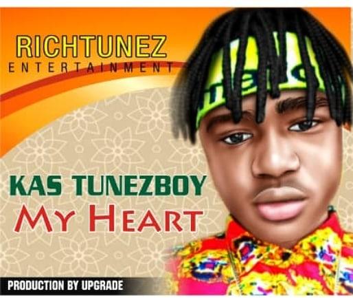 DOWNLOAD MP3: Kas Tunezboy – My Heart