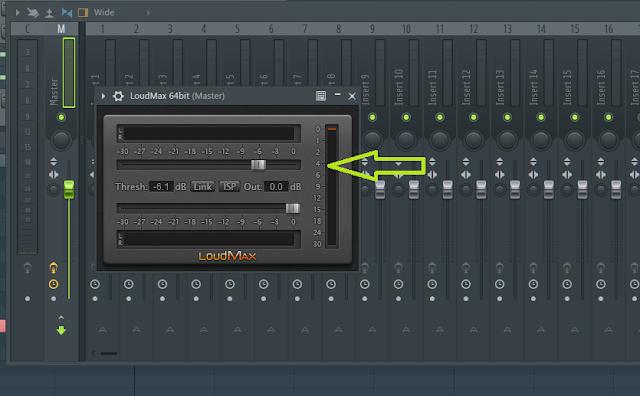 Plugin gratis agar suara lagu jadi tebal banget - sesudah di mixing
