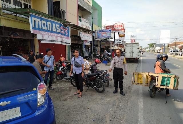 Polisi Selidiki Raibnya Uang Rp 235 Juta di Pasar Baradatu