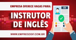 Instrutor de Inglês