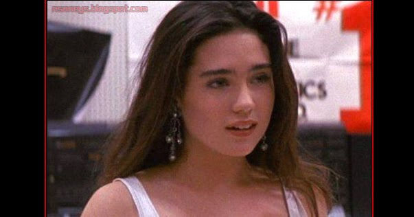 Nsaney'z Posters II: Jennifer Connelly: Career Opportunities