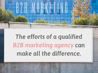 Assistance of a B2B marketing agency