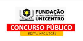 Novo Concurso Público para médio, técnico e superior com salários até R$ 13 mil