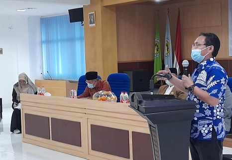 Kembali Jazuli Abdillah Pimpin ICMI Kota Tangerang