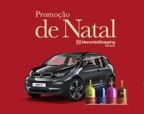 Promoção Morumbi Shopping Natal 2019 BMW I3 e Caixa de Som Exclusiva