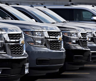 SHOCKER: How FG Seizes 40 New SUVs, Another Assorted Car From A Perm Sec.
