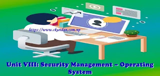 Security Management – Operating System