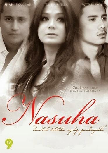 Sinopsis Nasuha drama TV9, gambar drama Nasuha, pelakon drama Nasuha TV9, Original Sound Track OST Nasuha, lagu tema drama Nasuha TV9, download OST Nasuha – Terbaik Bagimu (Siti Nurhaliza), lagu Terhakis (Aweera)