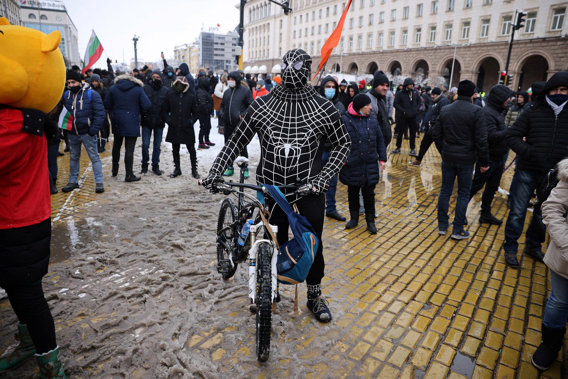 Βουλγαρία: Επιχειρηματίες και εργαζόμενοι στην εστίαση βγήκαν στους δρόμους