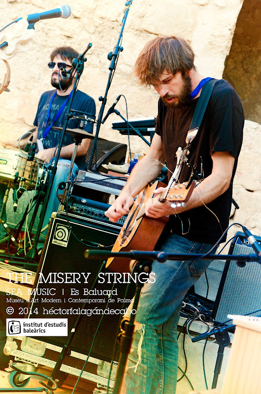 Misery Strings. Fotografías por Héctor Falagán De Cabo | hfilms & photography.