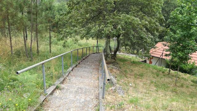Acesso de escadas