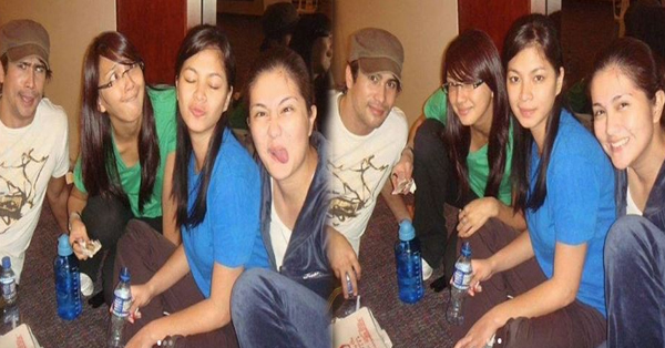 Cutest Wacky Photos Of Angel Locsin Taken During Their 'Only You' Days
