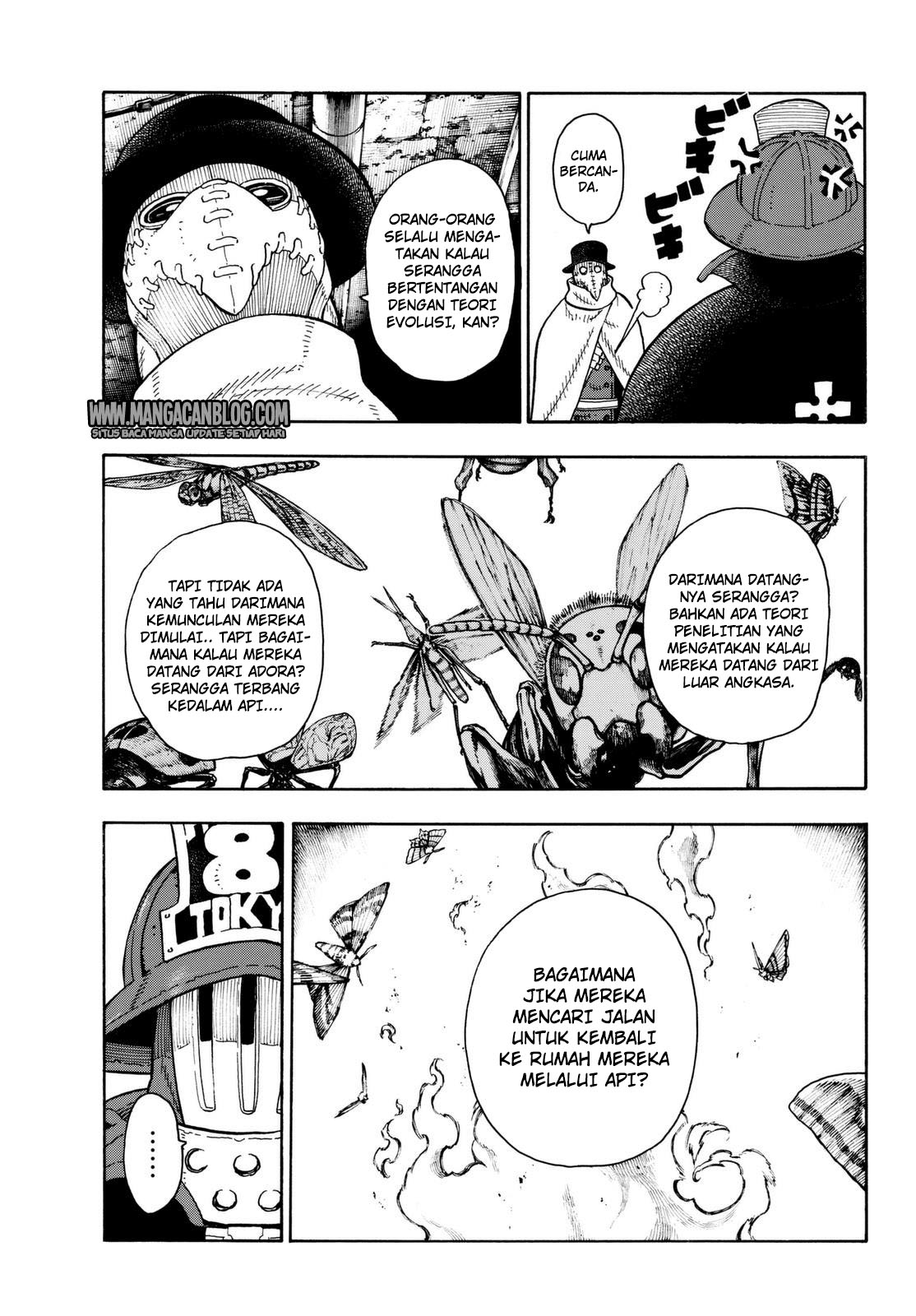 Fire Brigade of Flames Chapter 82-5
