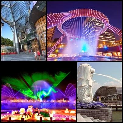 tour singapore murah