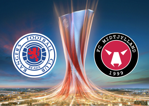 Rangers vs Midtjylland -Highlights 15 August 2019