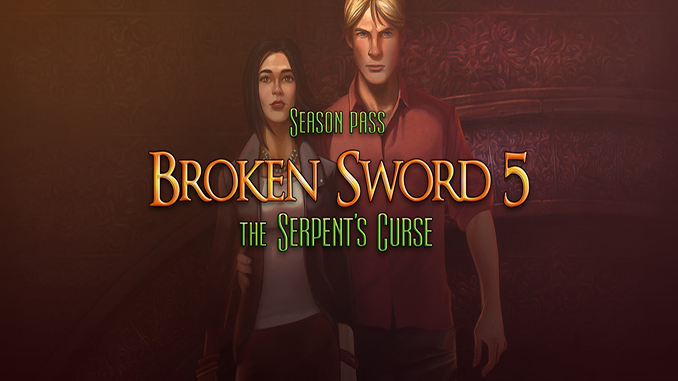 Broken Sword 5 – the Serpent's Curse PC Game Download