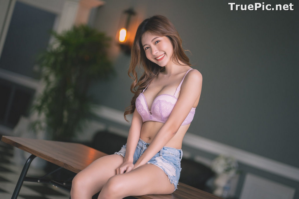 Image Thailand Model – Chompoo Radadao Keawla-ied (น้องชมพู่) – Beautiful Picture 2021 Collection - TruePic.net - Picture-64