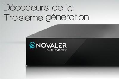 نبذة عن خصائص و مميزات جهاز نوفالير Novaler multibox 4k ultra hd