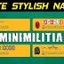 How To Write Stylish Name in Mini Militia | Write Unique/Creative Name in Mini Militia
