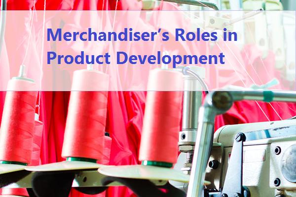 Merchandiser and product development