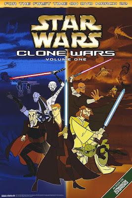 gwiezdne wojny wojny klonów serial 2003 kreskówka tartakovsky