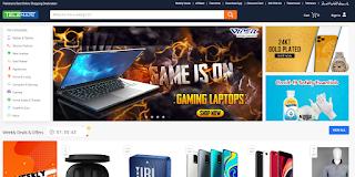 Telemart.pk website
