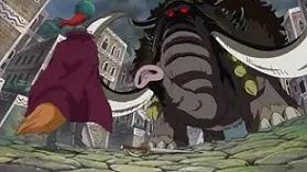 ONE PIECE:Nomor 7 Gak Nyangka!!-8 Buah Iblis Tipe Zoan Terkuat