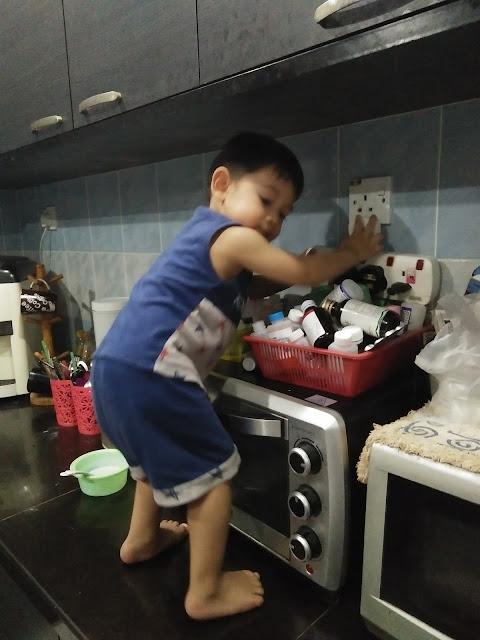 Risaukan Keselamatan Anak-Anak Di Rumah?