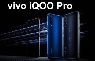 مواصفات و مميزات فيفو vivo iQOO Pro  مواصفات و سعر موبايل فيفو vivo iQOO Pro - هاتف/جوال/تليفون فيفو vivo iQOO Pro - البطاريه/ الامكانيات و الشاشه و الكاميرات هاتف فيفو vivo iQOO Pro