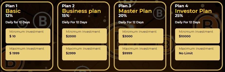 Инвестиционные планы Rexobit