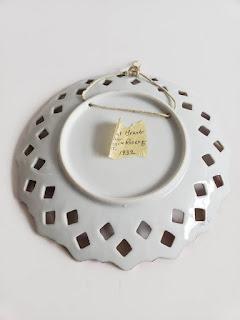 Wall Decorative Porcelain Plate