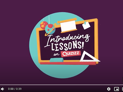 New- Teachers Are Now Able to Create Interactive Lessons on Quizizz