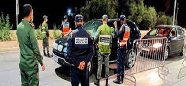 أكادير : تعليمات مشددة بعد تخفيف حظر التنقل الليل