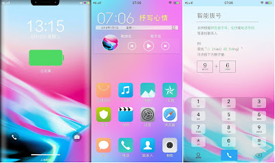 Ios Colorful Theme itz For Vivo